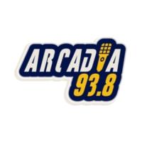 Logo de la radio Arkadía 93.8 - Αρκαδία 93.8