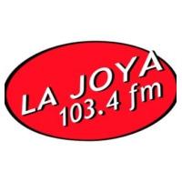 Logo de la radio La Joya 103.4 FM