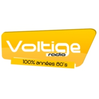 Logo of radio station VOLTIGERADIO80s