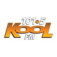 Logo de la radio 101.5 Kool FM