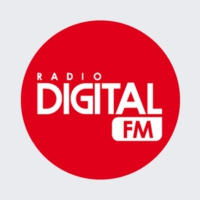 Logo of radio station Digital FM
