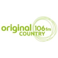 Logo of radio station Original 106 fm Country
