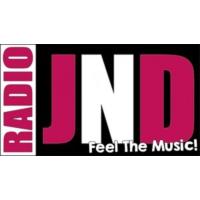 Logo of radio station Radio JND