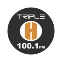 Logo of radio station Triple H 100.1 FM