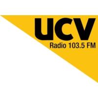 Logo de la radio UCV Radio