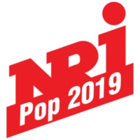 Logo de la radio NRJ - Pop 2019