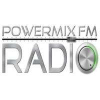 Logo of radio station Powermix FM