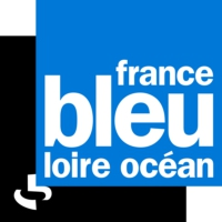 Logo of radio station France Bleu Loire Océan