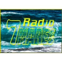 Logo of radio station Radio 7 Mares   Evora Portugal