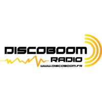 Logo of radio station Discoboom