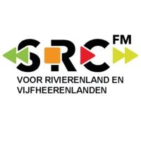 Logo of radio station SRC FM