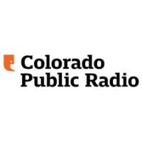 Logo of radio station CPR News