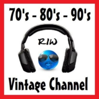 Logo of radio station RIW VINTAGE CHANNEL