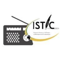 Logo of radio station ISTIC FM