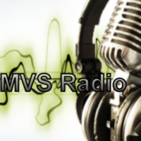 Logo of radio station MVS  Radio