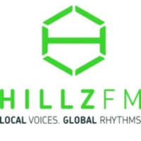 Logo of radio station Hillz FM 98.6
