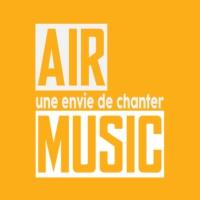 Logo of radio station AiR MUSiC