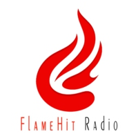 Logo of radio station FlameHit