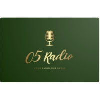 Logo of radio station O5 Radio