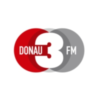 Logo of radio station DONAU 3 FM