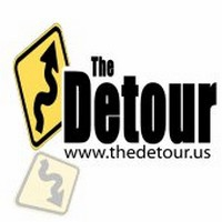 Logo de la radio The Detour