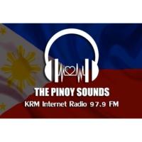 Logo of radio station KRM Internet Radio