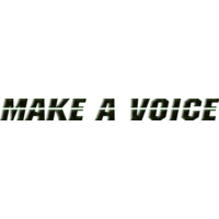 Logo of radio station Make A Voice