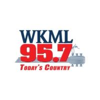 Logo de la radio WKML 95.7