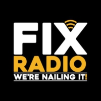 Logo of radio station Fix Radio