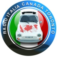 Logo of radio station Radio Italia Canada