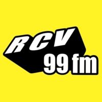 Logo of radio station RCV 99 FM