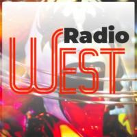 Logo of radio station Radio West