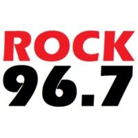 Logo de la radio WIHN ROCK 96.7