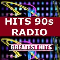 Logo of radio station Hits 90s Radio
