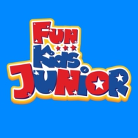 Logo of radio station Fun Kids Junior