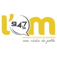 Logo of radio station Ràdio l'Om