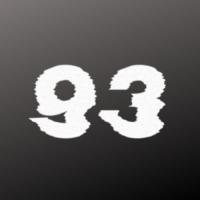 Logo of radio station Hits 93 Toronto