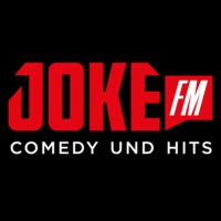 Logo of radio station JOKE FM