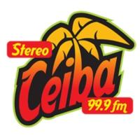 Logo de la radio Stereo Ceiba
