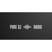 Logo of radio station pure DJ radio