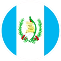 Logo of radio station Marimba de Guatemala Radio