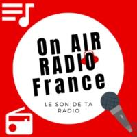 Logo of radio station ON AIR RADIO