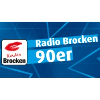 Logo of radio station Radio Brocken - 90er