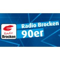 Logo of radio station Radio Brocken - 90er