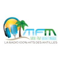 Logo de la radio Mix Fm Martinique