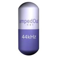 Logo de la radio ampedOut