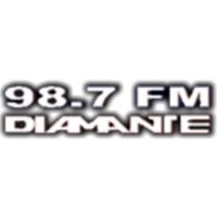 Logo of radio station Diamante FM