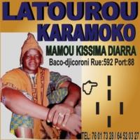 Logo of radio station Radio Mamou Kissima