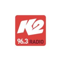 Logo of radio station Estación K2