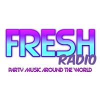 Logo of radio station Fresh Radio
